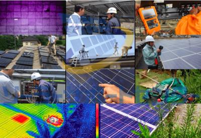 太陽光発電のメンテナンスの種類