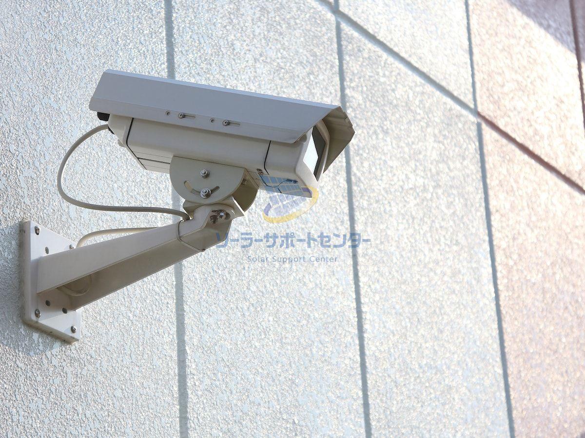 監視カメラの画像