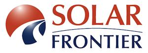 ソーラーフロンティアのロゴ