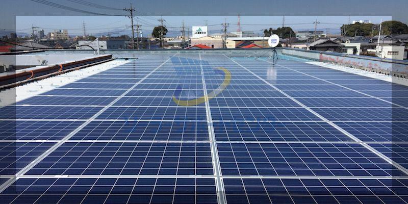 太陽光発電屋根活用事例利回り14%
