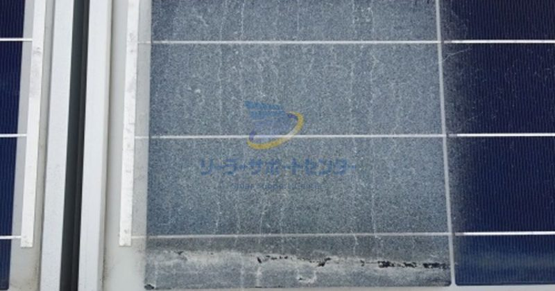 【パネル洗浄】野立て太陽光発電メンテナンス事例・岐阜県山県市N社様