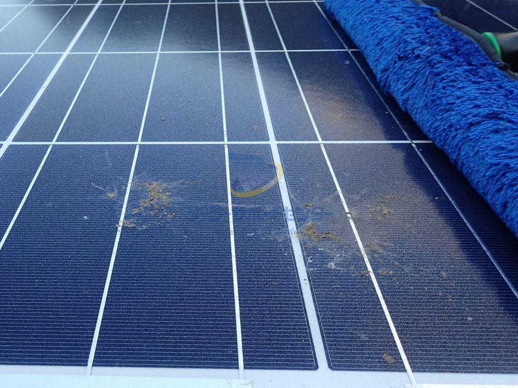 【パネル洗浄】野立て太陽光発電メンテナンス事例・岐阜県関市T様