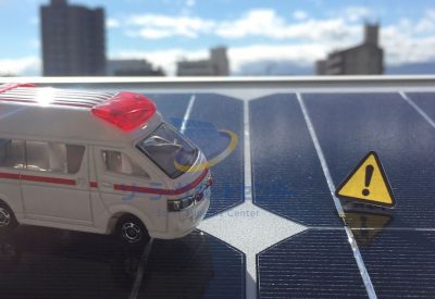 太陽光発電駆け付け復旧サービス
