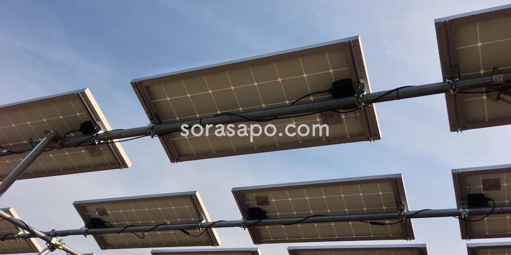 ソーラーシェアリングを成功させる方法